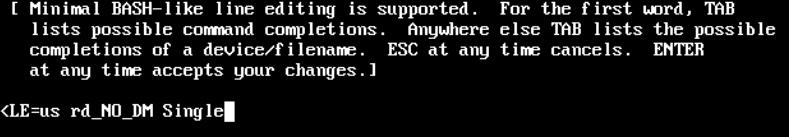 centos-edit-boot-kernel-option